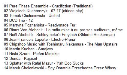 Muzykoteka nr 161 - Audiomat _ Mathka _ Audiotong