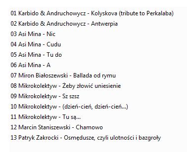 Muzykoteka nr 278 - Białoszewski do słuchu