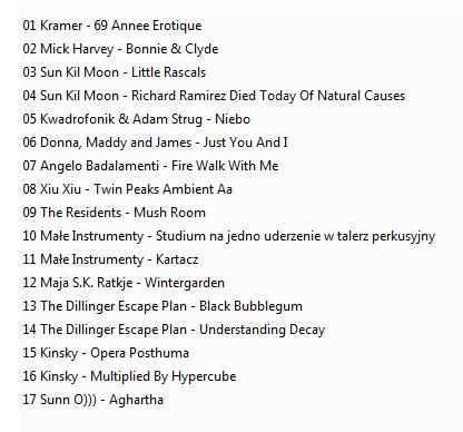 Muzykoteka nr 286 - Rekomendacje dla leniwego festiwalowicza